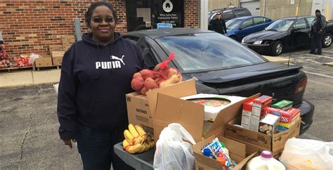 Woodridge Food Pantry by Food Is A Blessing Northern Illinois Food Bank