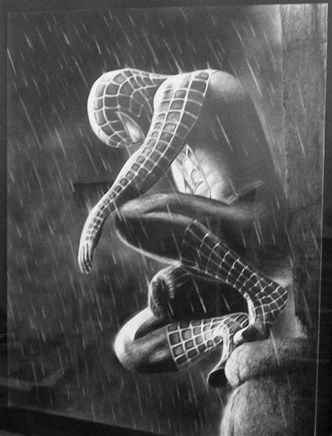 imagenes de spiderman para dibujar a lapiz spiderman mauricio vimercati artelista com