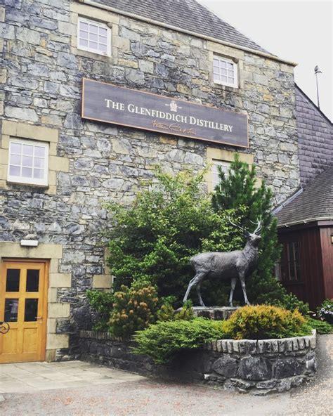 In Der Glenfiddich Distillery Reva