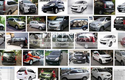 Daftar Alarm Mobil Avanza daftar harga mobil bekas avanza wilayah pati dan