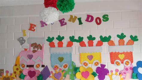 imagenes educativas de bienvenida peri 243 dico mural del mes de agosto mural de bienvenida 6
