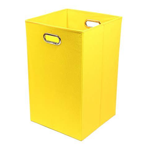 yellow patterned storage bins yellow canvas laundry bin rosenberryrooms com
