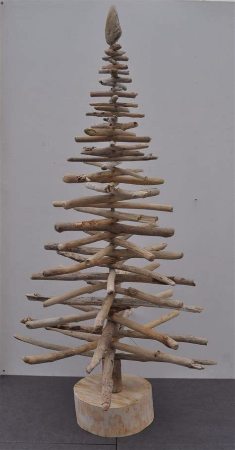 driftwood 3ft 90cm christmas tree shabby chic home decor x