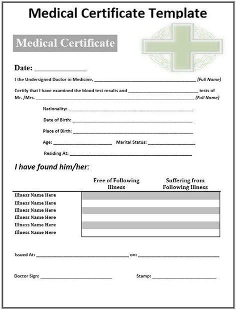 self certification form template self certification form template new certificate formats