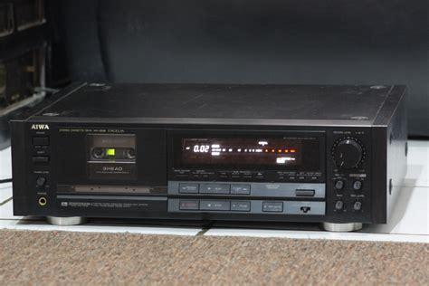 Jual Japan Aiwa Hpm028 Cd audio2nd hi end aiwa excelia xk 00 cassette deck sold