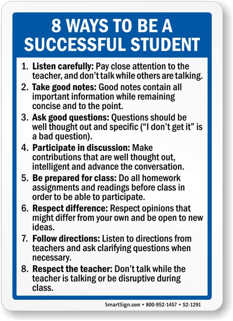 how to be a how to be a student