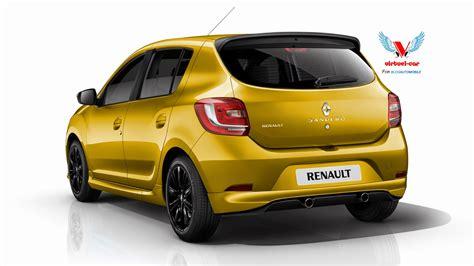 2016 Renault Sandero ? pictures, information and specs