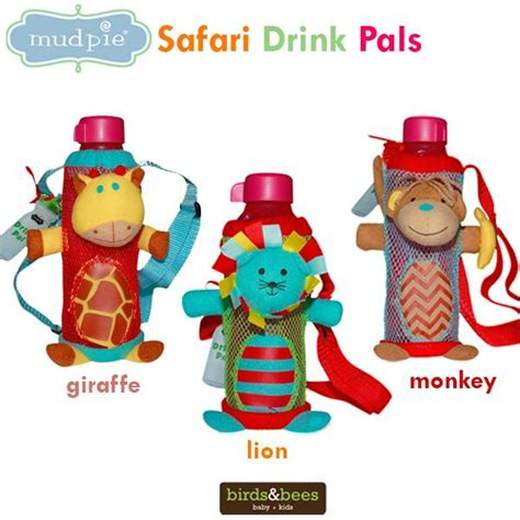 Mud Pie Safari Drink Pals Mokey prasetyo mayaikasari