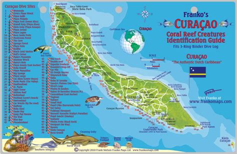 printable curacao road map map curacao world map 07