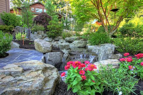 7 water saving landscape design ideas greenville