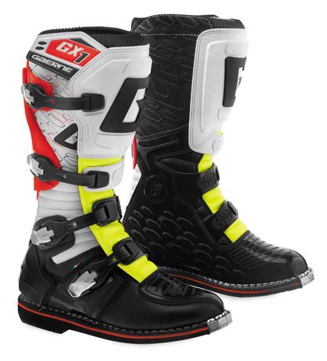 motocross half boots 215 95 gaerne mens gx 1 mx motocross road 1037183