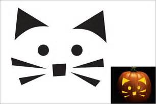 cat pumpkin template 44 spooky cat pumpkin stencils you ll carving this