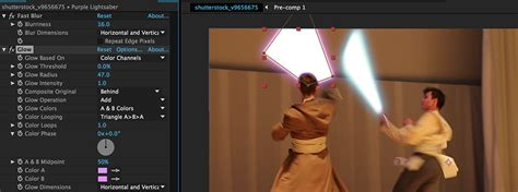 55 essential after effects tutorials image gallery lightsaber after effects