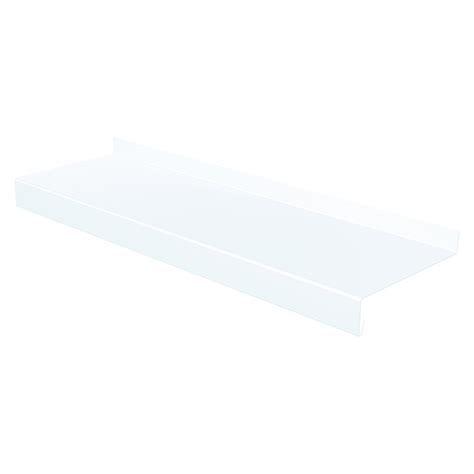 fensterbank breite sarei fensterbank aluminium wei 223 breite 26 cm max