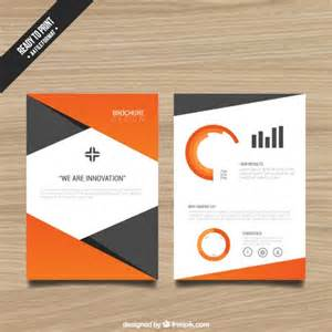 Single Page Brochure Template by Free Brochure Templates 48 Free Psd Ai Vector Eps