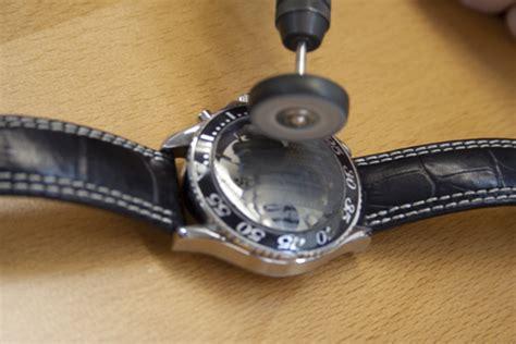 Uhrenglas Polieren Lassen kratzer aus dem uhrenglas entfernen 171 uhren