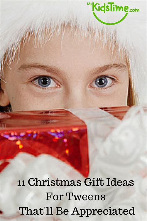11 christmas gift ideas for tweens that will be appreciated