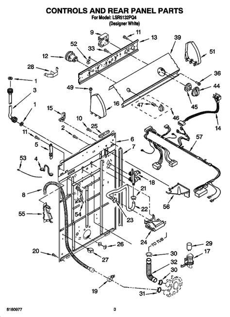 kenmore dryer power cord wiring diagram artchinanet
