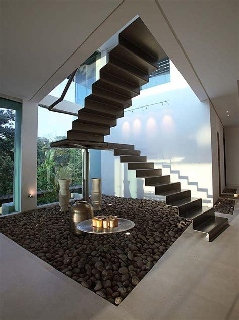 Free Standing Stairs Design Escalier Sans Re Ni Courante En 12 Designs Cool