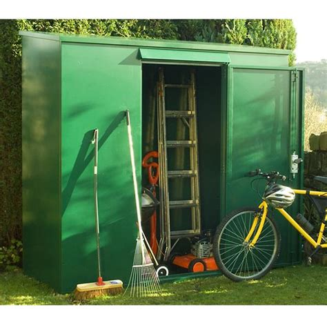 Secure Storage Sheds by Secure Steel Storage Ribblesdale Shed