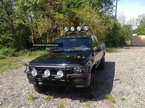 Toyota 1994 Up 1994 Toyota Up Truck