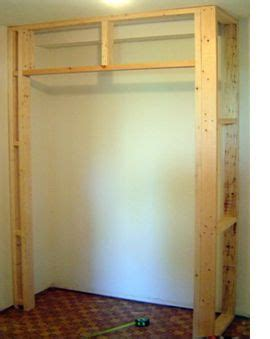 Building A Wardrobe Built In Closet Walls Diy Built In Closet Cupboard
