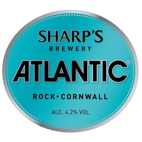 SHARPS ATLANTIC 4.2% 9G CASK   Libra Drinks