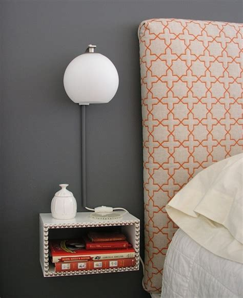 How To Make A Nightstand by How To Floating Nightstands And Ls Make Handmade