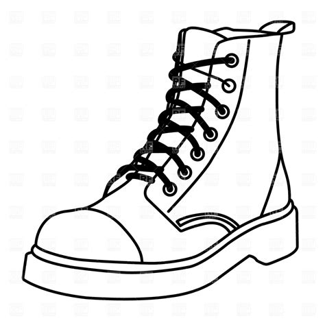 boat drawing black and white cowboy boots clipart black and white clipart panda