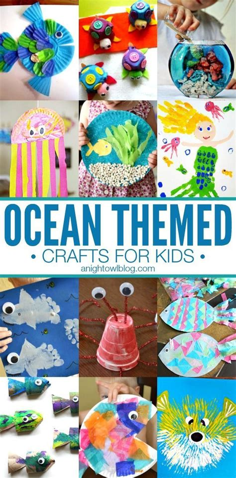 water themed crafts for 25 best ideas about water themed crafts on