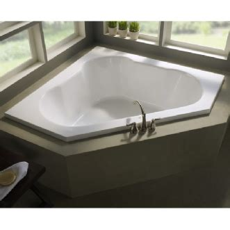 eljer bathtub eljer triangle soaking tub product detail