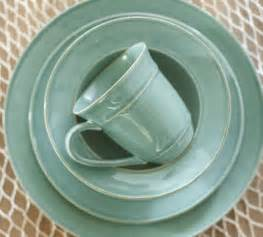 pottery barn dishes reviews cambria dinnerware turquoise blue contemporary