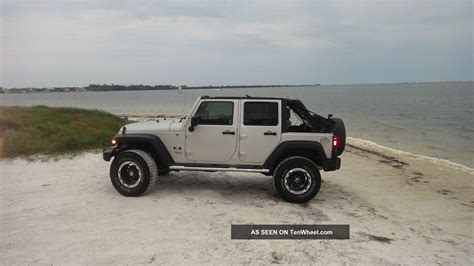 2007 Jeep Unlimited 2007 Jeep Wrangler Unlimited X Incubus Edition