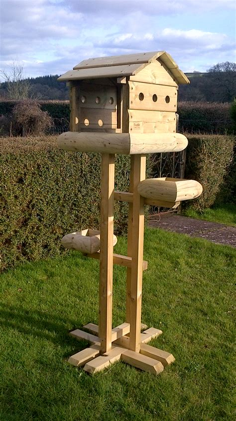 Handmade Bird Tables - furniture accent tables carved bird table in