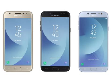 samsungs galaxy j serie 2017 im vergleich notebookcheck news