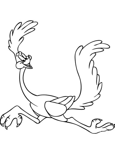Coloring Pages Of Looney Tunes Characters