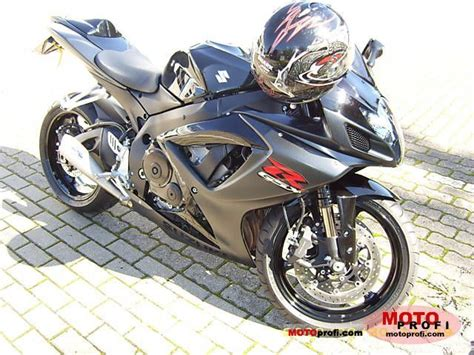 Suzuki Gsx 750 Specs Suzuki Gsx R 750 2006 Specs And Photos