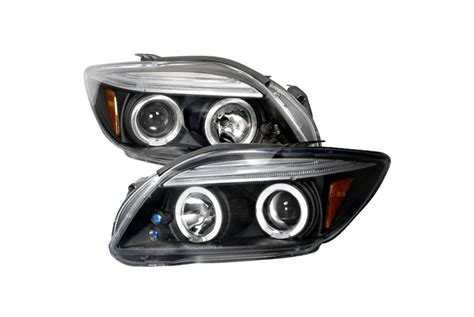 halo headlights scion tc 2006 scion tc custom headlights aftermarket headlights