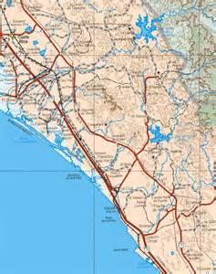 Sinaloa Mexico Map by Costa Rica Sinaloa Mexico Map Images