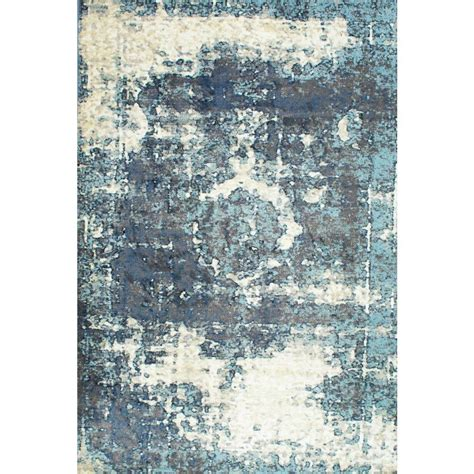 blue rugs nuloom vintage lindsy blue 9 ft 11 in x 14 ft area rug