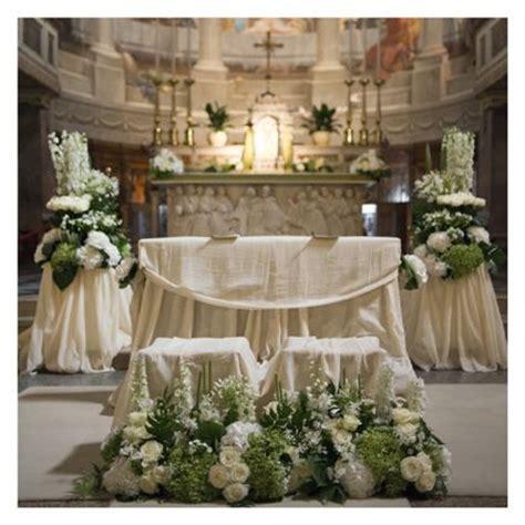 fiori in chiesa matrimonio 17 migliori idee su addobbi floreali matrimonio su