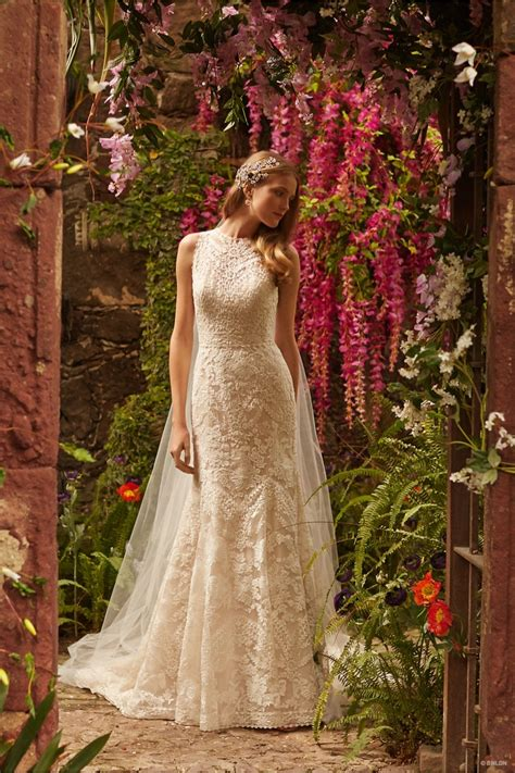 Garden Wedding Dress by Bhldn Launches Garden Inspired 2015 Collection Of Wedding Dresses