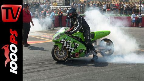 Motorrad Shop Meilen by Video 600ps Kawasaki Zx 12r 188 Meile In 7 67 Sekunden