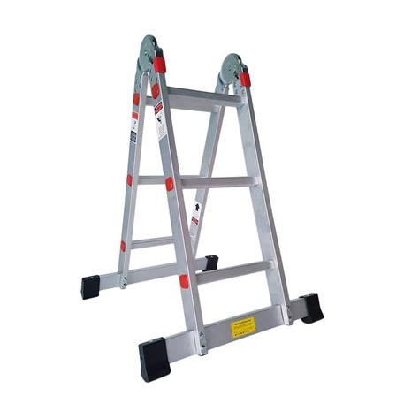 Tangga Serbaguna jual dxl aluminium tangga serbaguna 3 steps harga kualitas terjamin