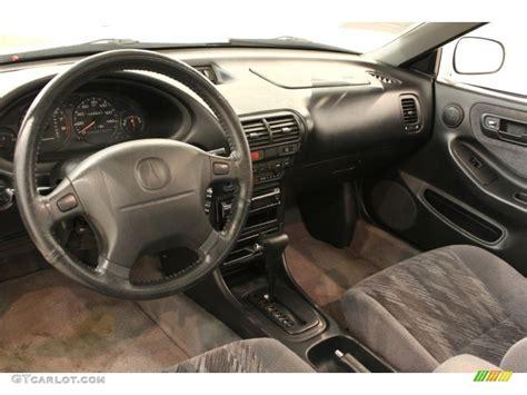 2001 Acura Integra Interior by 2001 Acura Integra Ls Coupe Graphite Dashboard Photo