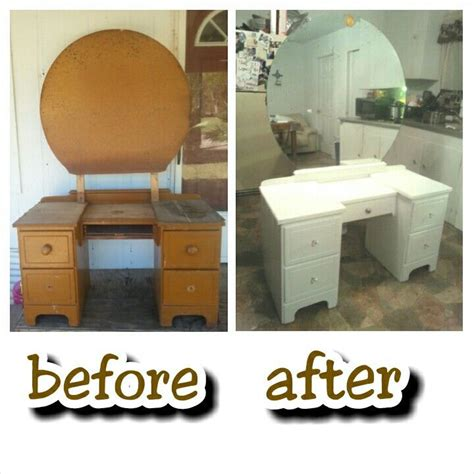 best 25 refurbished vanity ideas on how to