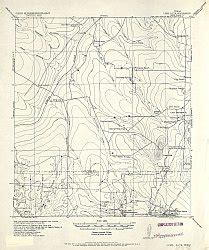 mcmullen county texas map mcmullen county texas historical topographic map