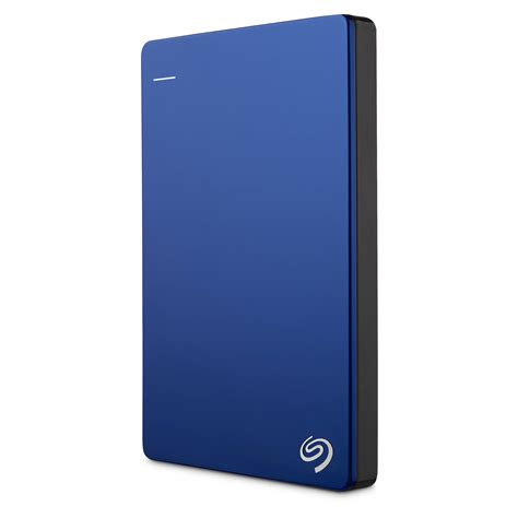 Murah Seagate Harddisk External 2tb Back Up Plus Slim Pouch seagate 2tb backup plus slim portable external usb stdr2000102