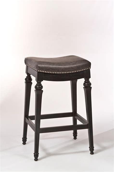 non swivel bar stools hillsdale vetrina backless non swivel bar stool with vinyl
