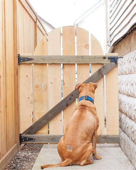 diy outdoor gate diy gate diy dog gate outdoor dog gate